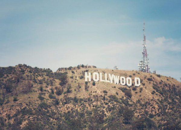 Hollywood Leinwandbild