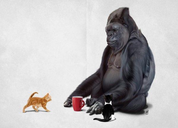 I Should Koko Leinwandbild