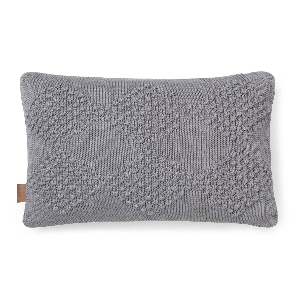juna diamond kissen 60 x 40 cm grau grau t 40 b 60 online kaufen bei woonio. Black Bedroom Furniture Sets. Home Design Ideas