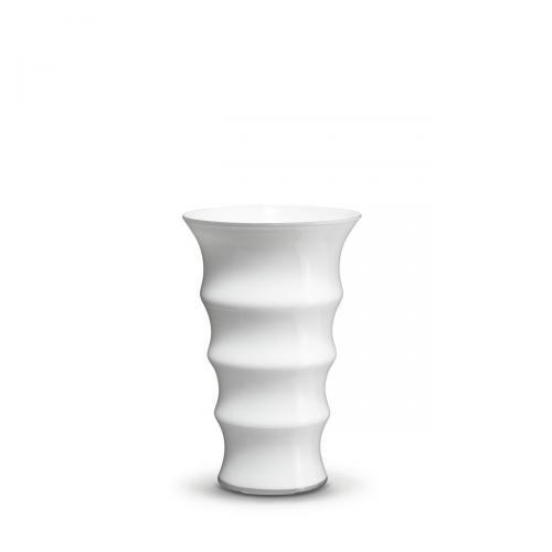 Karen Blixen Vase weiß H 23weiß