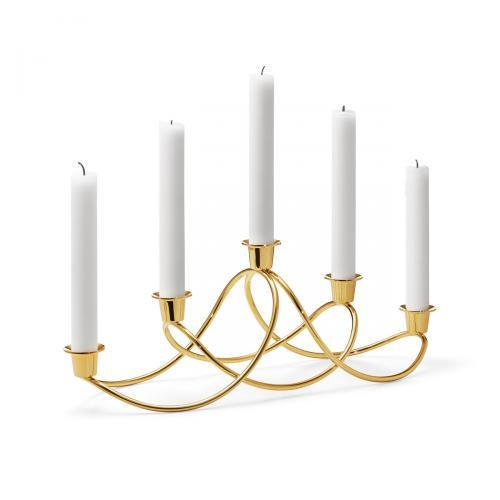 Kerzenständer Harmony von Georg Jensengold