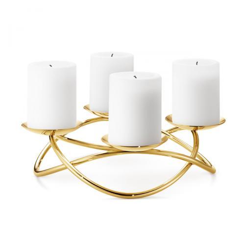 Kerzenständer Season groß von Georg Jensengold
