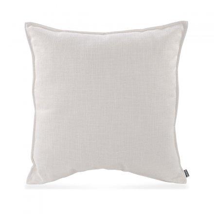 Kissen Manhattan 70x70cm ecru beige Polyester