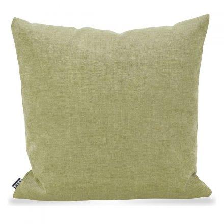 Kissen Versatil uni 50x50cm grün grün Polyester