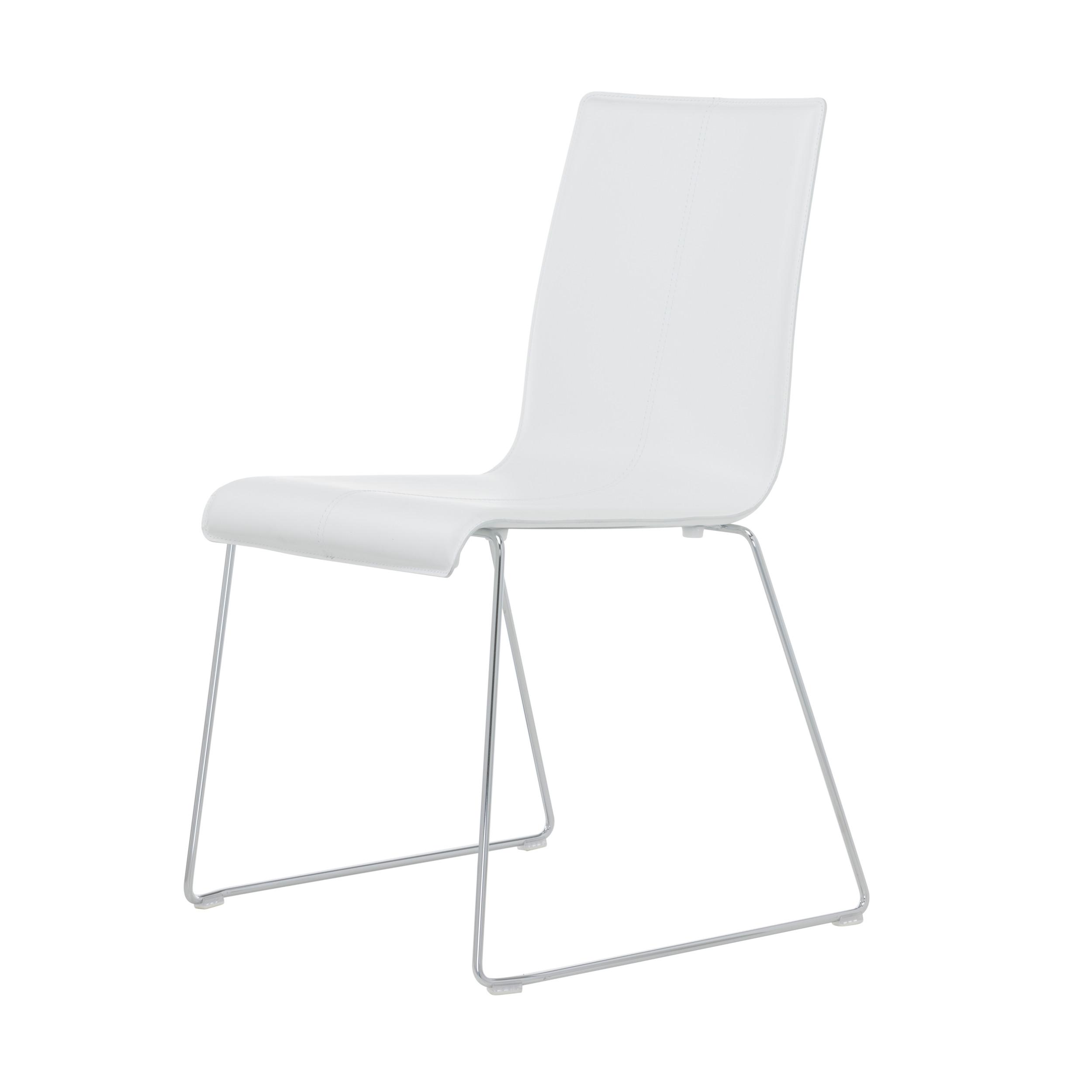 kuadra stuhl leder online kaufen bei woonio. Black Bedroom Furniture Sets. Home Design Ideas