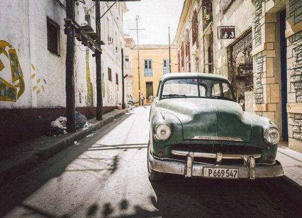Kuba 1 Leinwandbild