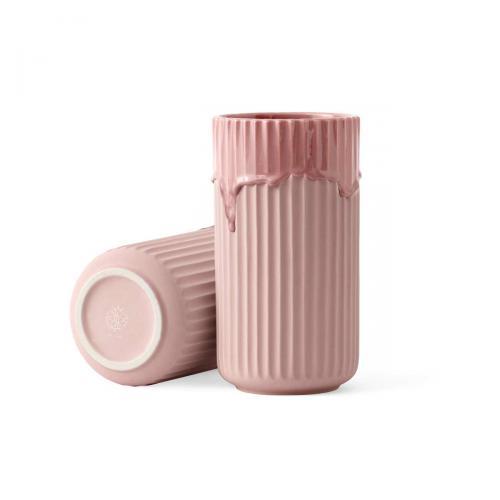 Lyngby Drops Vase aus Porzellan