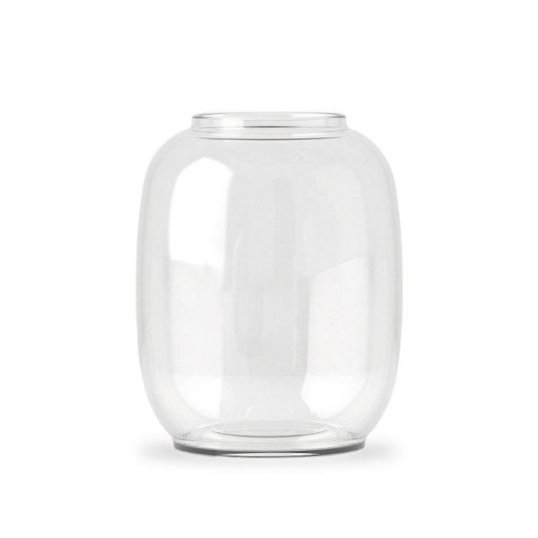Lyngby Porcelæn - Form Vase Transparent