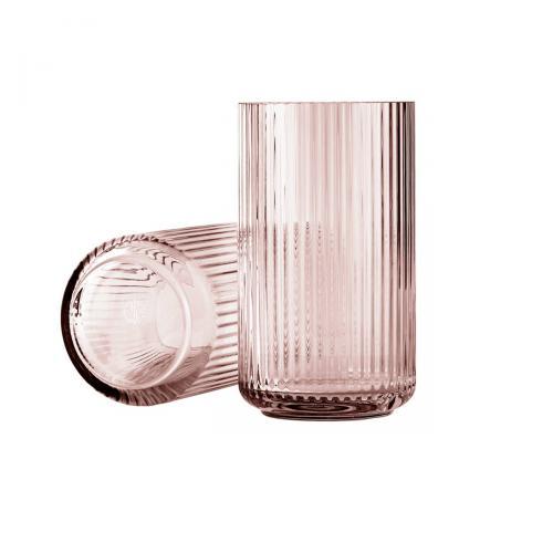 Lyngby Vase aus mundgeblasenem Glas