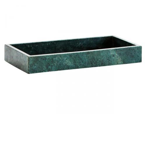 marmortablett rechteckig gr n online kaufen bei woonio. Black Bedroom Furniture Sets. Home Design Ideas