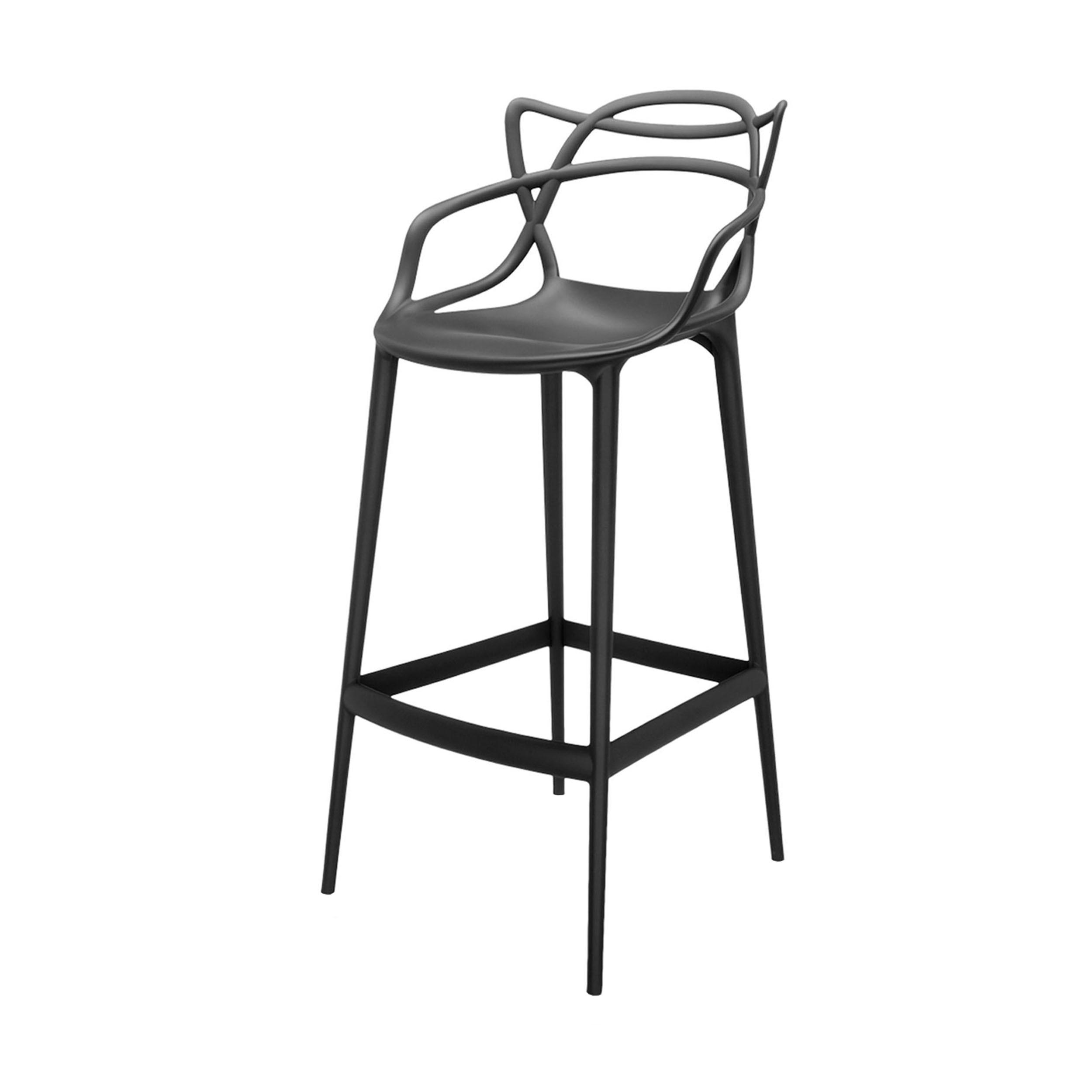 masters stool barhocker schwarz 109 online. Black Bedroom Furniture Sets. Home Design Ideas