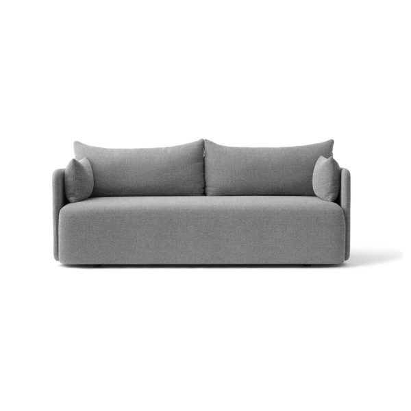 Menu - Offset Sofa 2-Sitzer