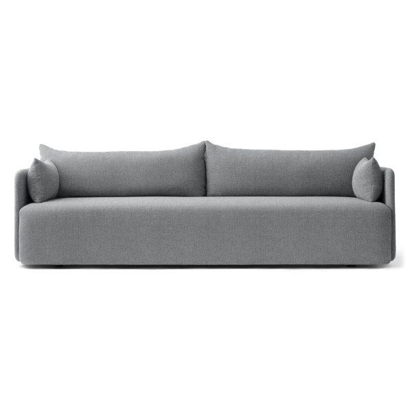 Menu - Offset Sofa 3-Sitzer