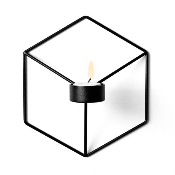 Menu - POV Wand-Teelichthalter