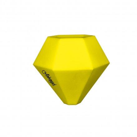 Minivase BOK gelb gelb Polyamid