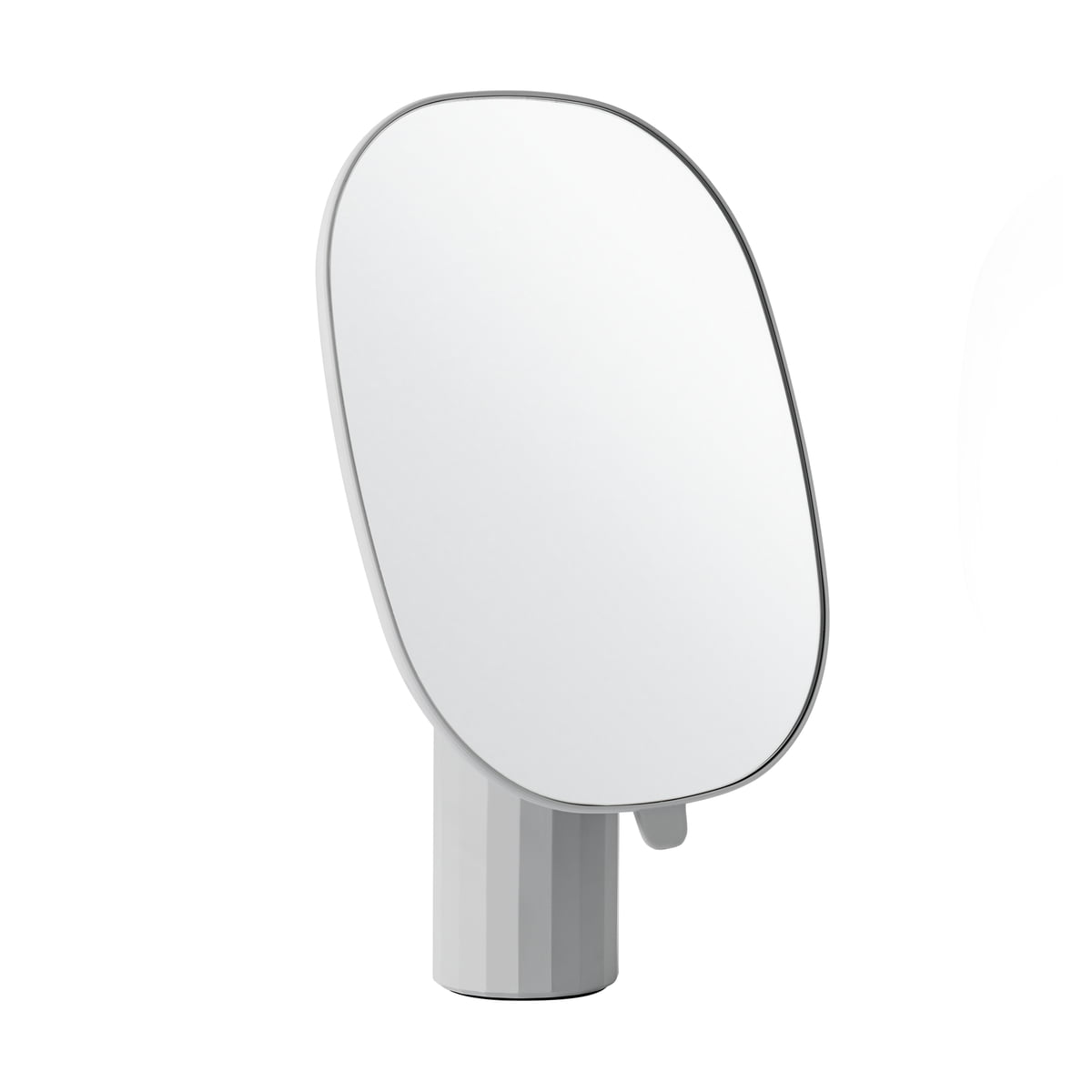 Muuto mimic tischspiegel grau grau h 35 b 25 online - Muuto spiegel ...