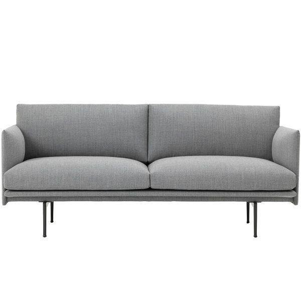 Muuto - Outline Sofa 2-Sitzer