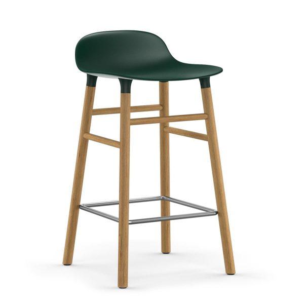 Normann Copenhagen - Form Barhocker 65 cm