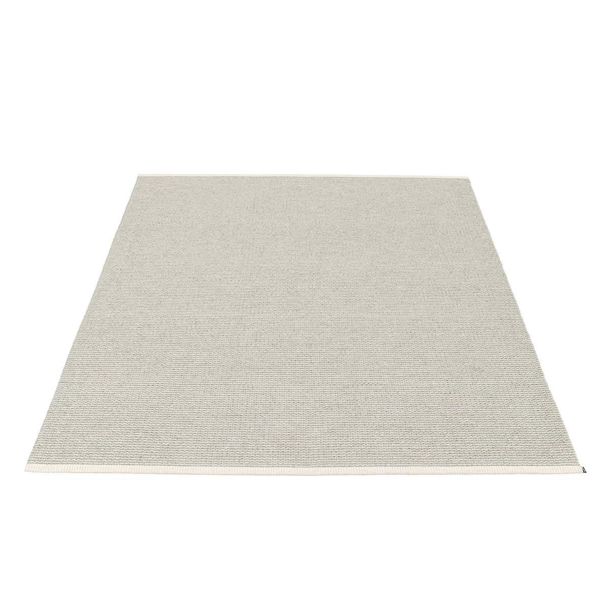 pappelina mono teppich 180 x 220 cm fossil grey warm grey grau t 180 h 0 b 220 online. Black Bedroom Furniture Sets. Home Design Ideas