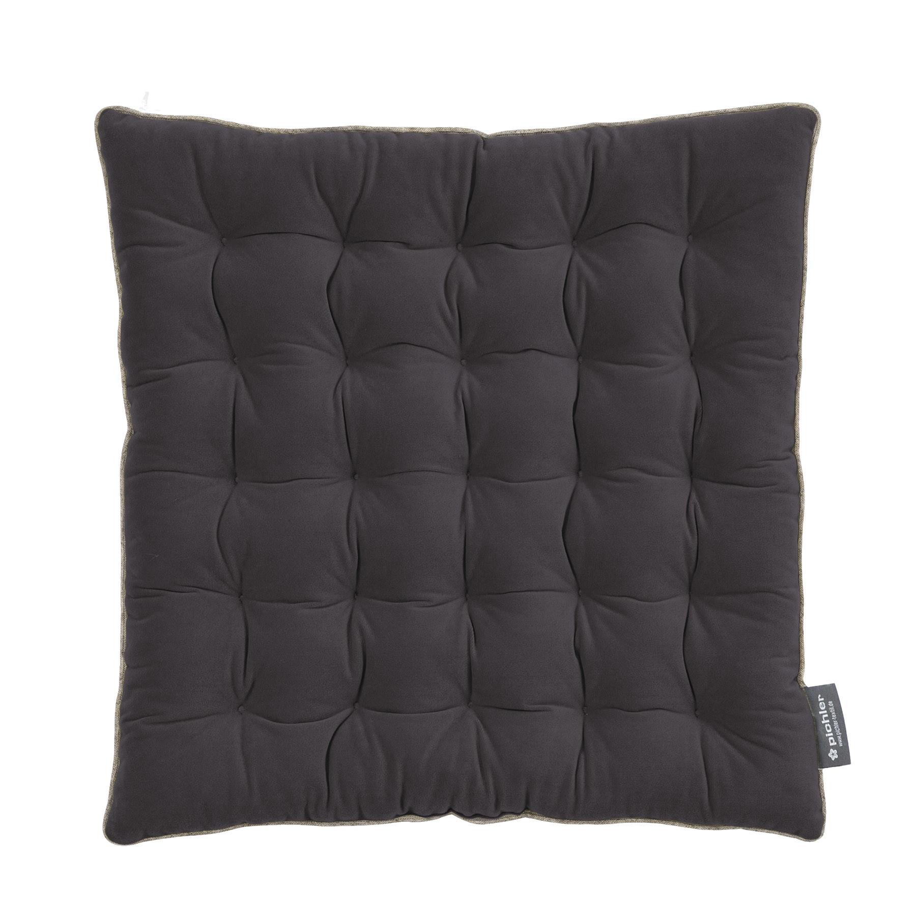 pichler melva sitzkissen mit f llung online kaufen bei woonio. Black Bedroom Furniture Sets. Home Design Ideas