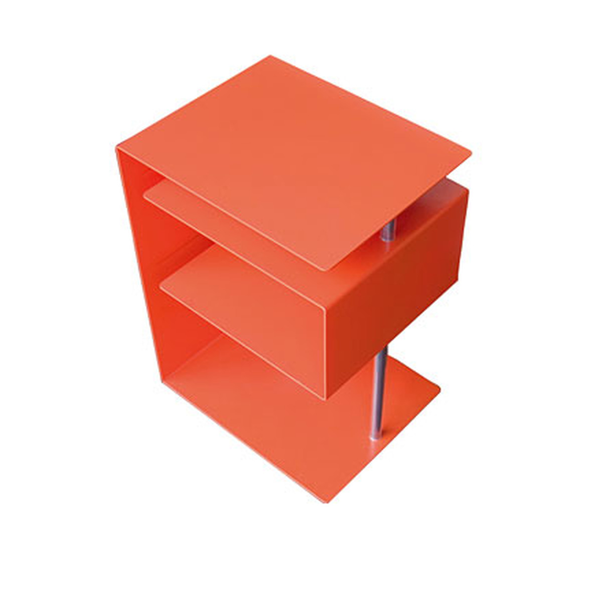 Radius Design X Centric Tisch Orange Wei 223 T 37 H 50 B