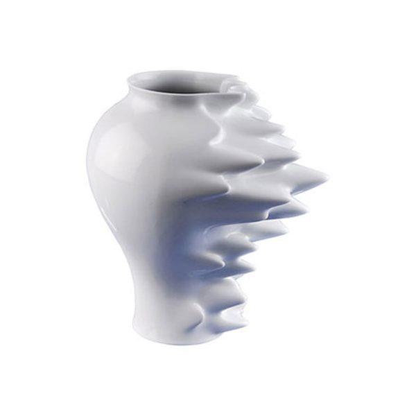 Rosenthal - Fast Vase weiß
