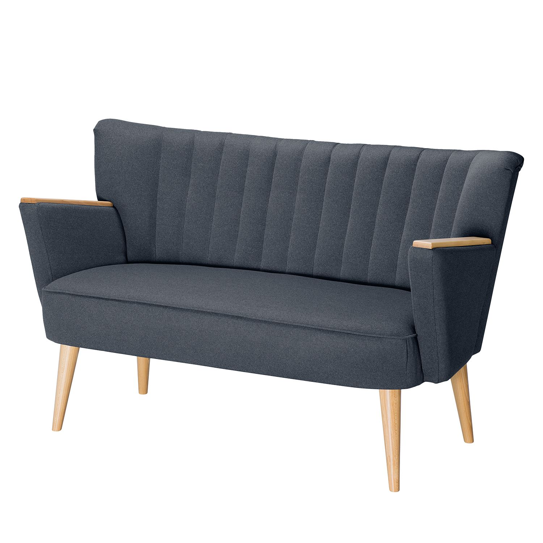 sofa bauro 2 sitzer webstoff jeansblau morteens online kaufen bei woonio. Black Bedroom Furniture Sets. Home Design Ideas