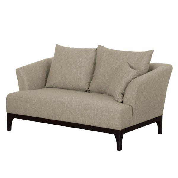 Sofa New Dalton (2-Sitzer) Webstoff - Kaschmir