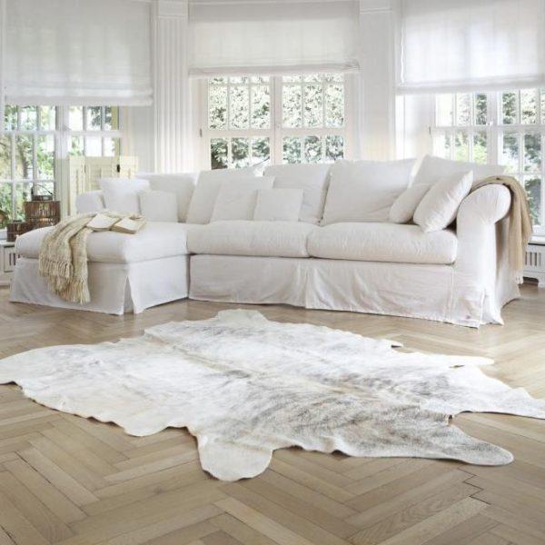Sofa New Haven weiß Sofateil: H/B/T ca. 98/209/100 cm
