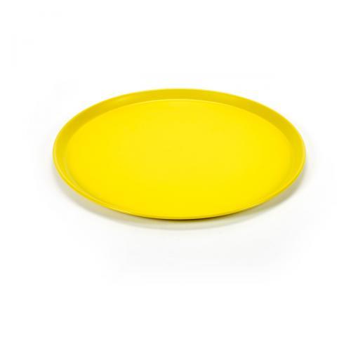 Tablett rund medium