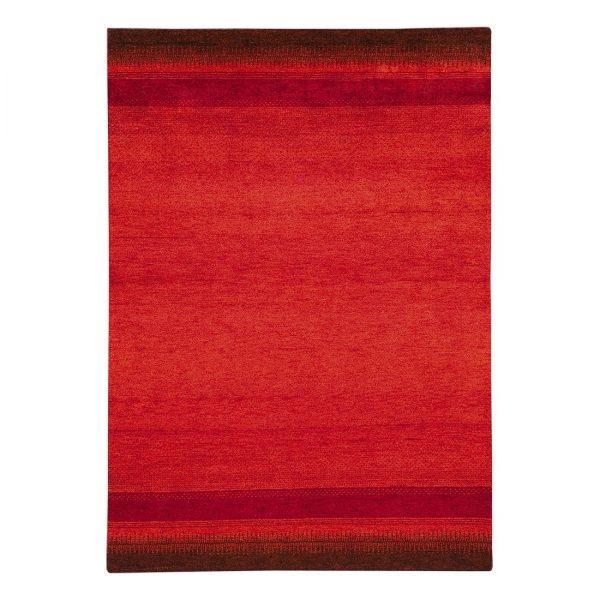 teppich indo gabbeh vizianagaram rot 140 x 200 cm parwis online kaufen bei woonio. Black Bedroom Furniture Sets. Home Design Ideas