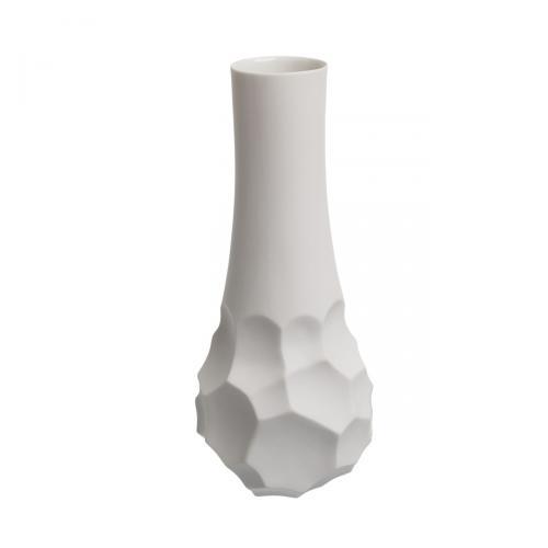 Tortoise Vase S von Nymphenburgweiss