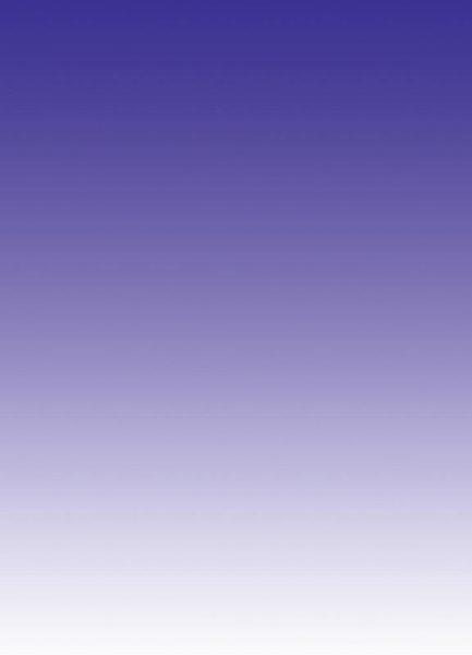 Ultramarine Fade Leinwandbild