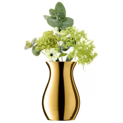 Vase Flower Metallic Mini Posy