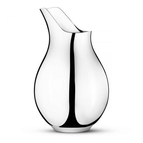 Vase Ilse klein von Georg Jensensilbern