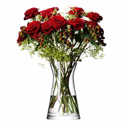 Vase für gemischte Blumensträuße