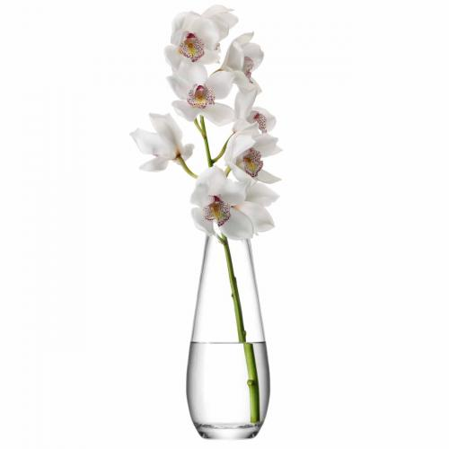 Vase für lange Stiele