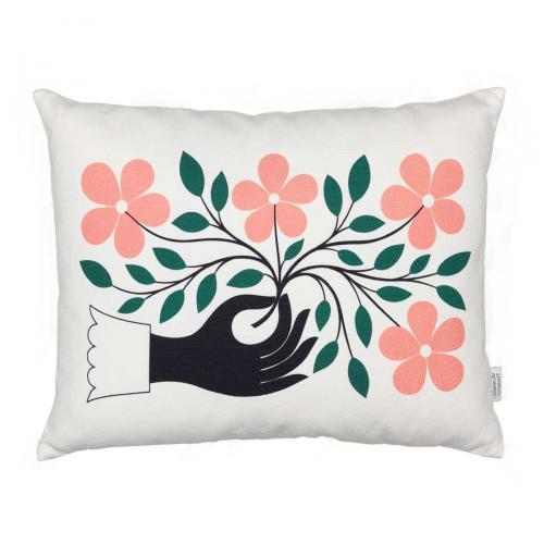 vitra graphic print kissen hand online kaufen bei woonio. Black Bedroom Furniture Sets. Home Design Ideas
