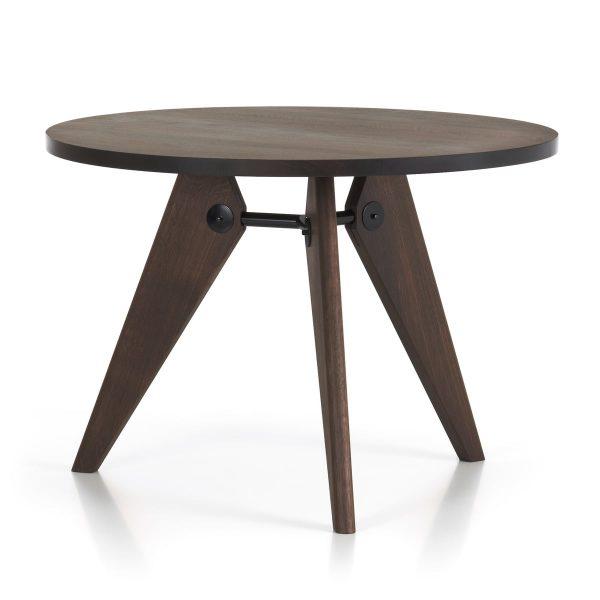 vitra gu ridon esstisch 105 cm eiche kernger uchert eiche ger uchert h 74 online kaufen. Black Bedroom Furniture Sets. Home Design Ideas