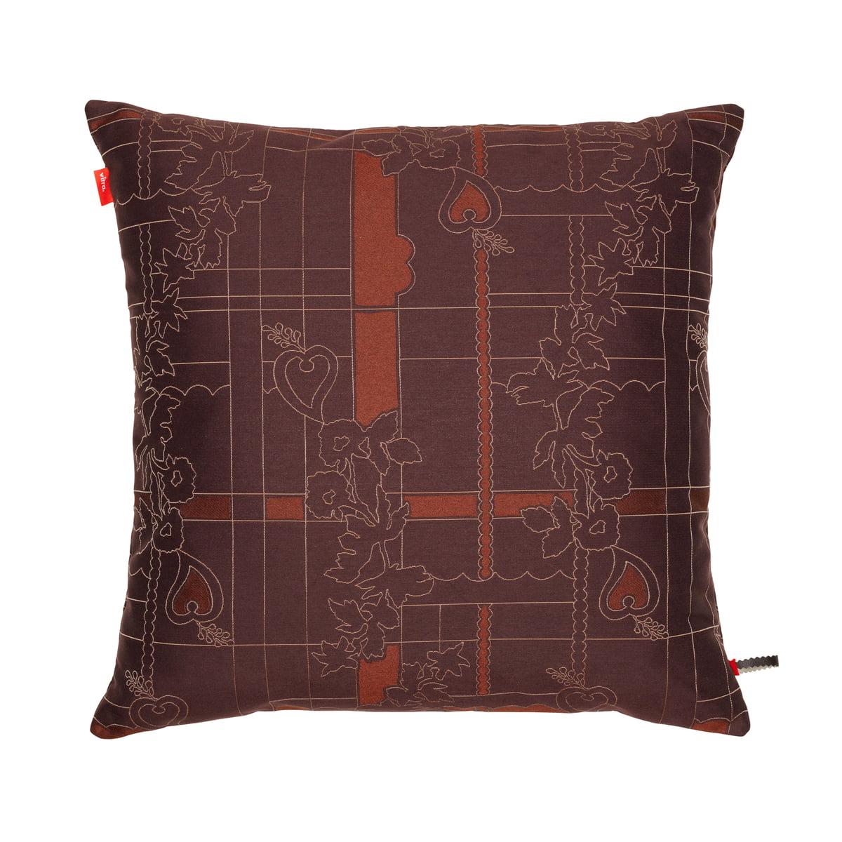 vitra kissen maharam park woven cayenne syrah verschiedene farben h 55 b 55 online kaufen. Black Bedroom Furniture Sets. Home Design Ideas