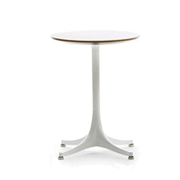 Vitra - Nelson Table 5451 weißWeißT:43 H:57 B:43