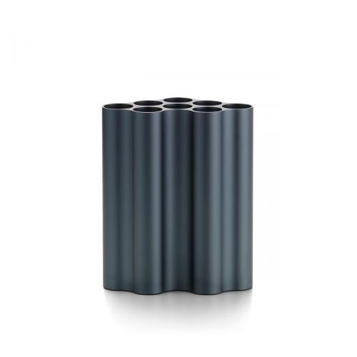 Vitra Nuage Metallique Vase steel blue