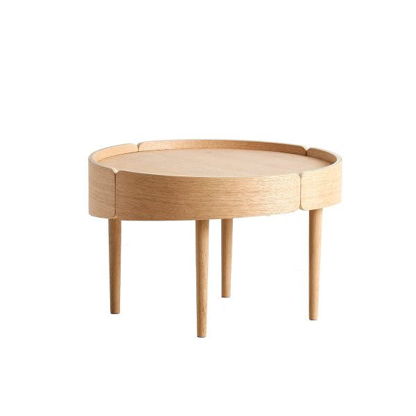Woud - Skirt Coffee Table Ø 60 cm