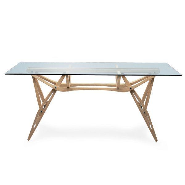 Zanotta - Reale Tisch 80 x 160 cm