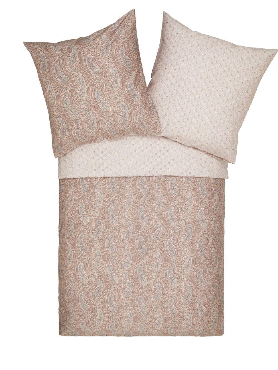 zucchi niral bettw sche garnitur aus satin online kaufen bei woonio. Black Bedroom Furniture Sets. Home Design Ideas