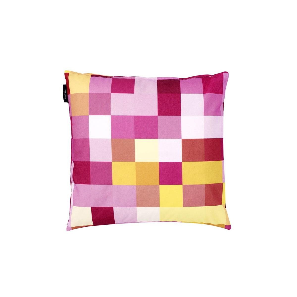 zuzunaga mercury kissen 40 x 40 cm mehrfarbig t 18 h 40 b 40 online kaufen bei woonio. Black Bedroom Furniture Sets. Home Design Ideas