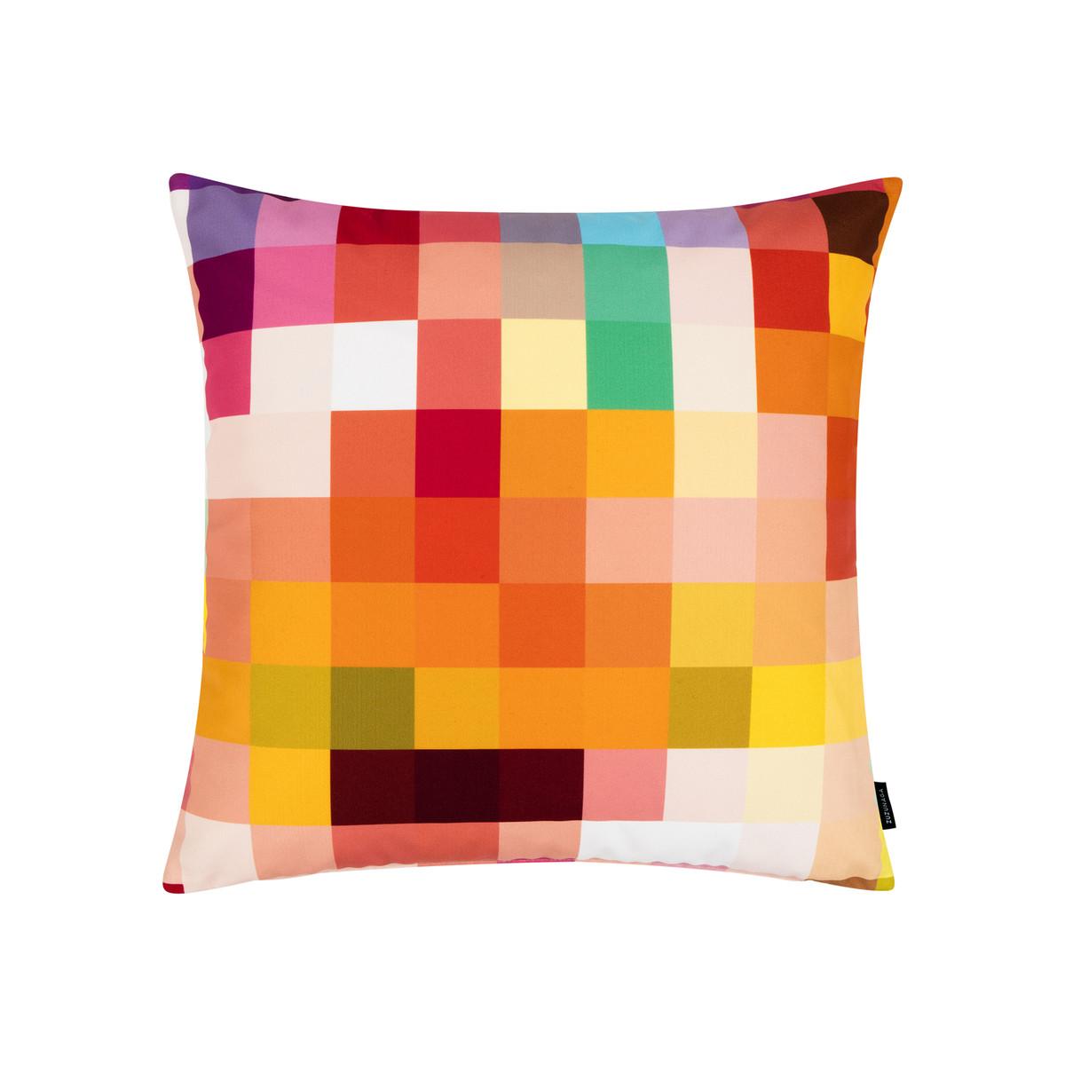 zuzunaga sol kissen 50 x 50 cm mehrfarbig t 18 h 50 b 50 online kaufen bei woonio. Black Bedroom Furniture Sets. Home Design Ideas