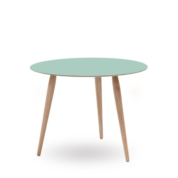 bruunmunch - Playround Beistelltisch Laminat Ø 75 cm