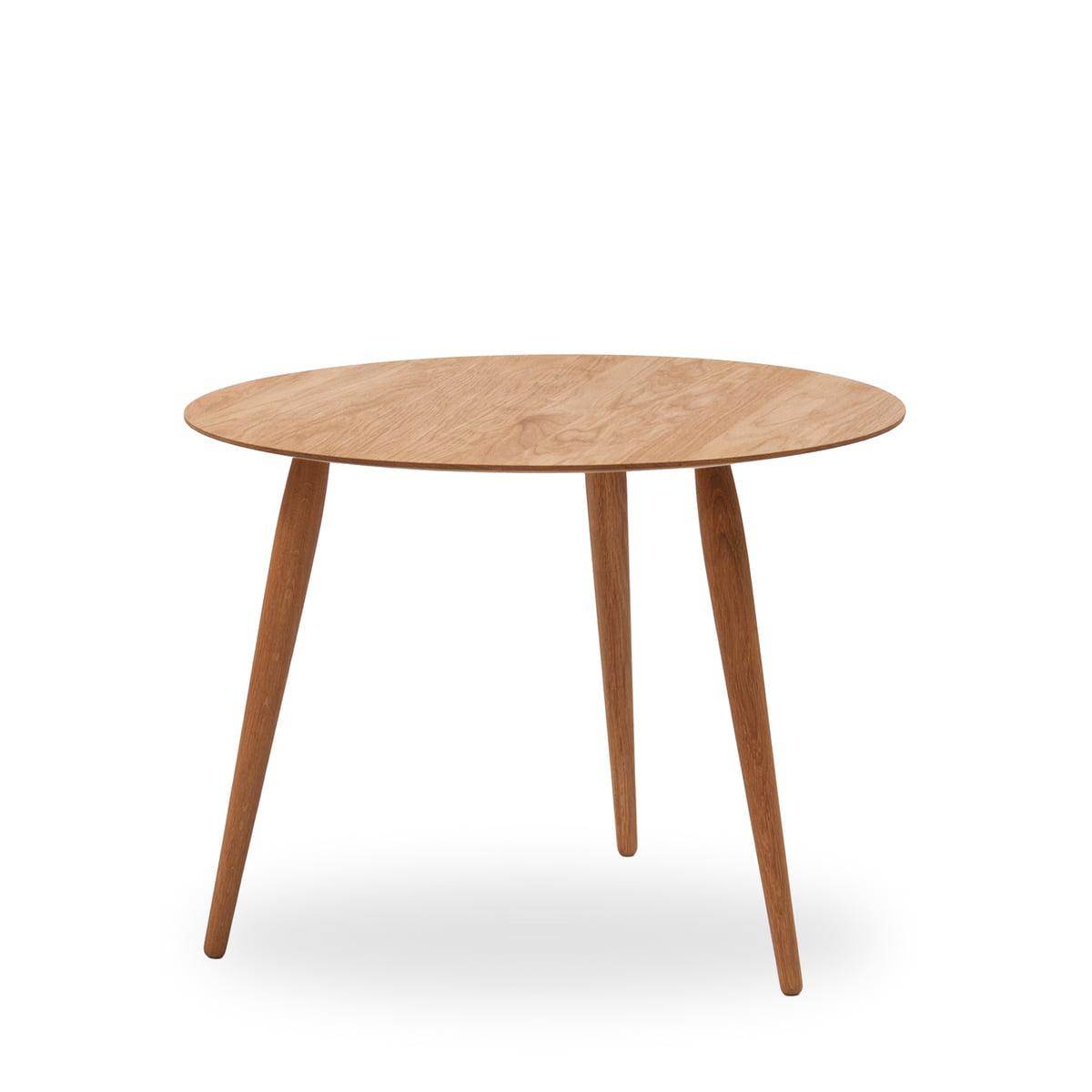 Bruunmunch playround beistelltisch wood 75 cm eiche for Beistelltisch 75 cm