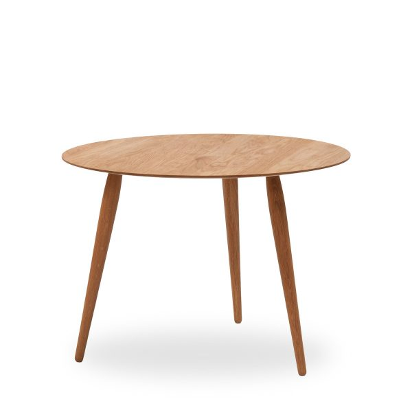 bruunmunch - Playround Couchtisch Wood Ø 90 cm